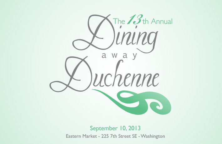13th Annual Dining Away Duchenne