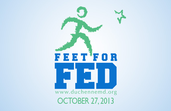 Feet for FED 2013