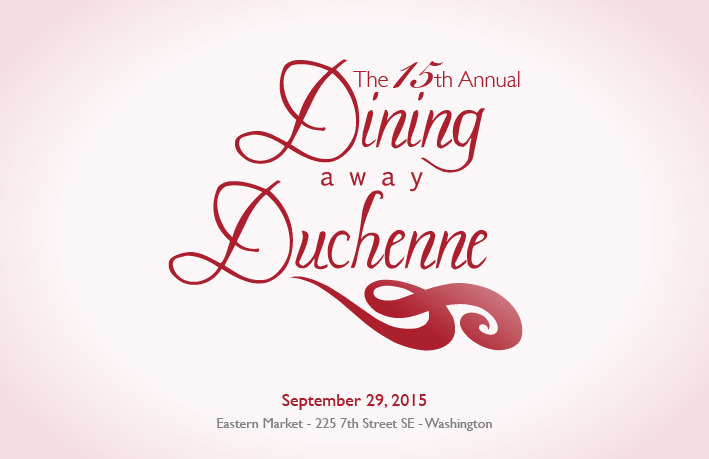 15th Annual Dining away Duchenne