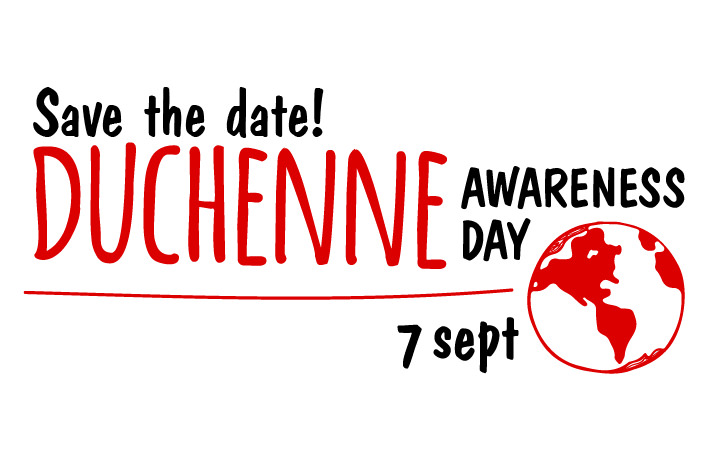 Save the Date Duchenne Awareness Day September 7