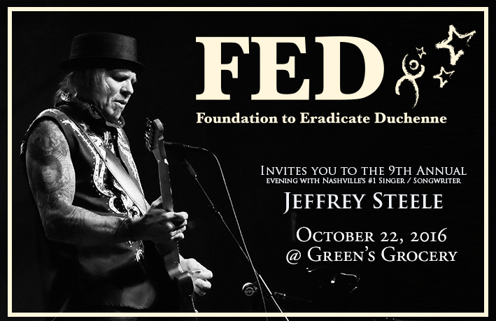 9th Annual Jeffrey Steele Concert