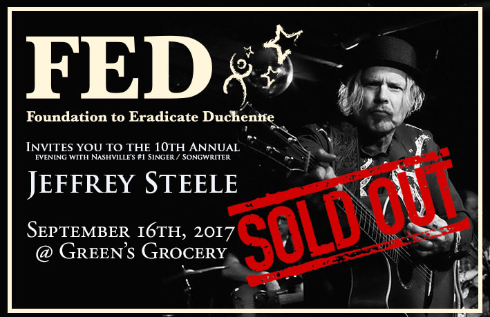 10th Annual Jeffrey Steele Concert