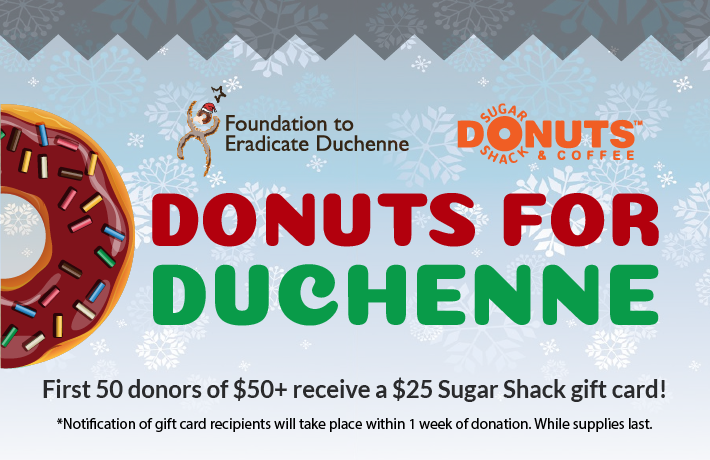 Donuts for Duchenne