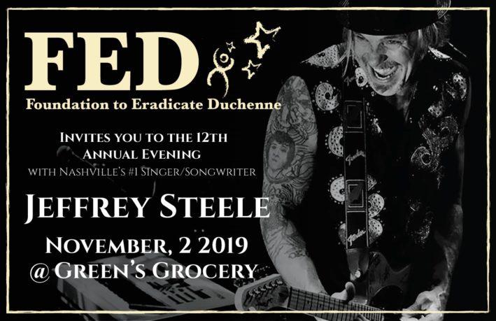 12th Annual Jeffrey Steele Concert