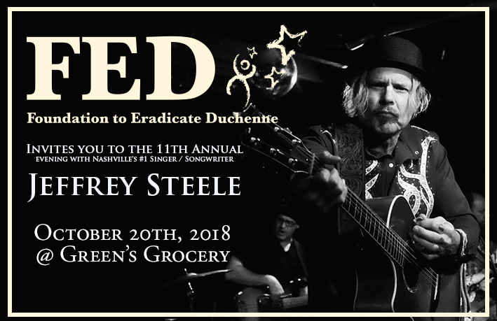 11th Annual Jeffrey Steele Concert