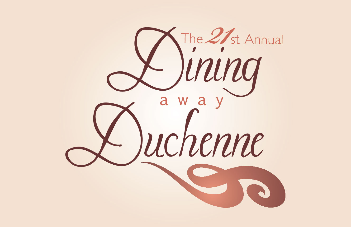 21st Annual Dining Away Duchenne
